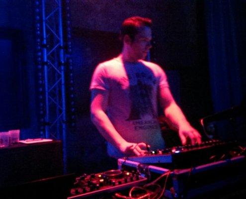 DJ Arne Winter bei Disco Musik 4