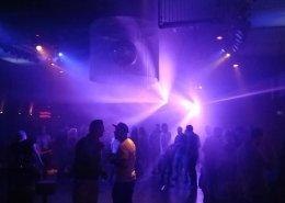DJ und Lightjockey mit Technik