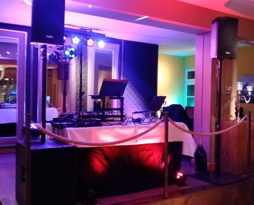 Party DJ , DJ Arne Winter von Aw-Audio.DJ - DJ Aufbau, Hochzeitspaket Standard