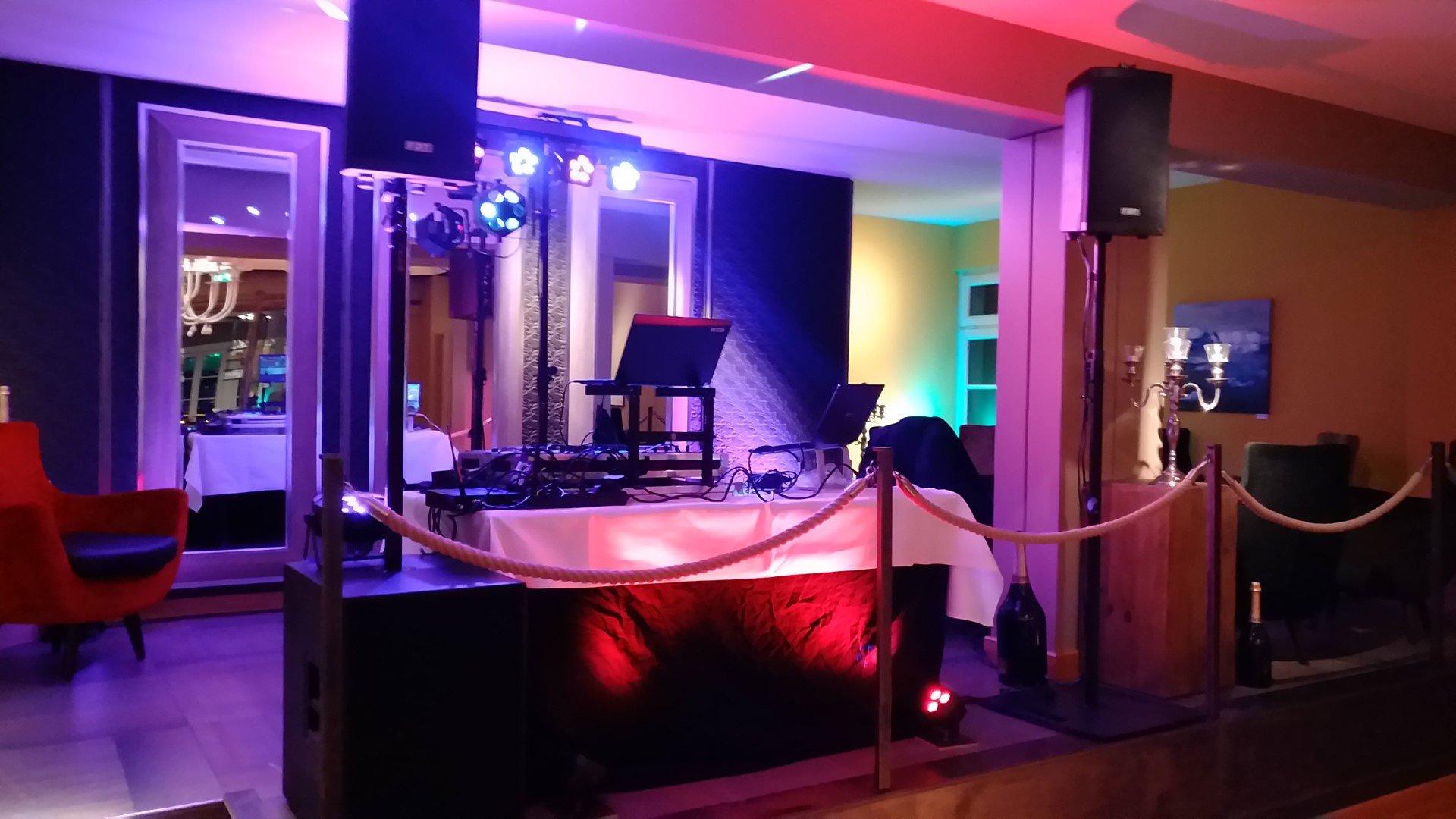Aw-Audio.DJ - DJ Aufbau, Hochzeitspaket Standard